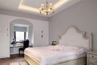 豪华型三室两厅法式风格卧室欣赏图
