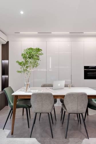 5-10万40平米小户型现代简约风格餐厅装修案例
