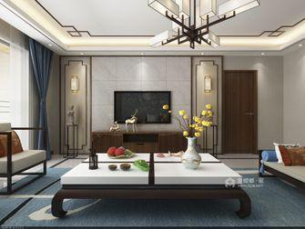 豪华型140平米四新古典风格客厅图片大全