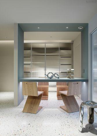 豪华型110平米北欧风格餐厅图