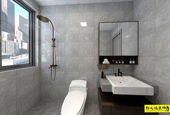 10-15万140平米三室两厅现代简约风格卫生间装修案例