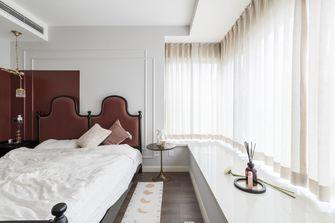 豪华型三室三厅法式风格卧室装修案例