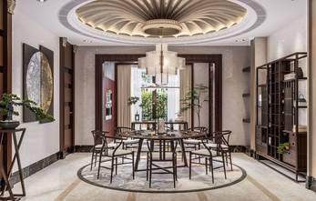 豪华型140平米四中式风格餐厅装修图片大全