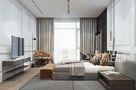 豪华型130平米四现代简约风格卧室装修效果图