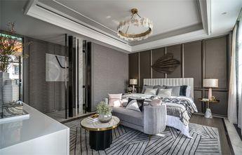 120平米三室两厅轻奢风格卧室设计图