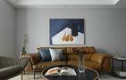 3-5万100平米现代简约风格客厅欣赏图