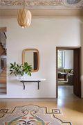 15-20万140平米别墅现代简约风格走廊装修图片大全