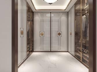 20万以上140平米四室四厅轻奢风格衣帽间效果图