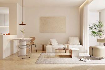 5-10万60平米公寓北欧风格客厅图