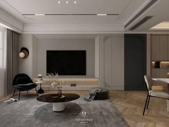 5-10万140平米三室两厅法式风格客厅效果图