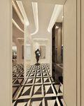 20万以上140平米三室两厅法式风格玄关装修效果图