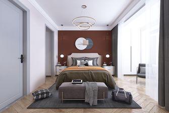 15-20万130平米三室两厅轻奢风格卧室设计图