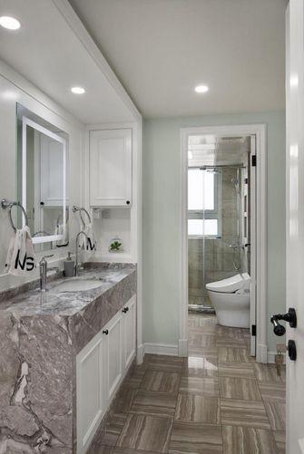 经济型100平米一室三厅混搭风格卫生间效果图