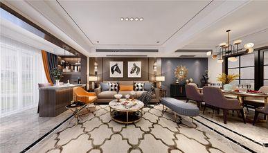 20万以上140平米复式港式风格客厅装修效果图
