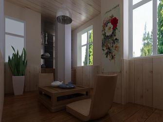 130平米三室两厅欧式风格阳台图片