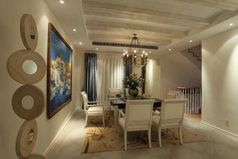 100平米三地中海风格客厅图片