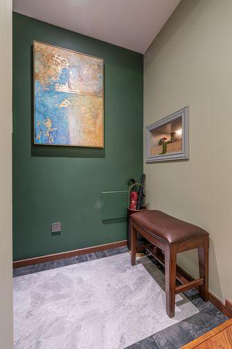 富裕型50平米公寓美式风格玄关图片大全