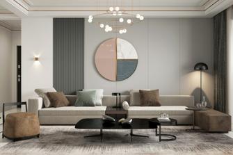 30平米超小户型现代简约风格客厅装修案例