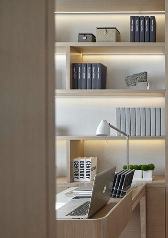 10-15万140平米四室两厅混搭风格书房欣赏图