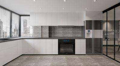 经济型三室两厅北欧风格厨房图