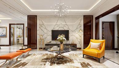 15-20万140平米一居室轻奢风格客厅图片