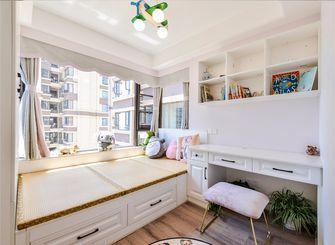 5-10万110平米三室一厅美式风格阳光房效果图