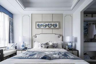 富裕型140平米三室两厅中式风格卧室欣赏图