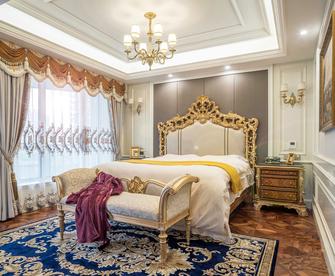 20万以上130平米三室两厅美式风格卧室图片