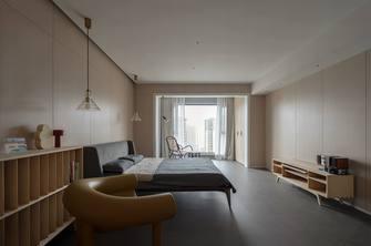 经济型140平米复式日式风格卧室图