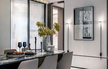 豪华型130平米三室两厅中式风格餐厅设计图