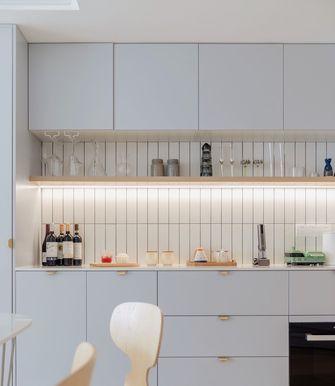 富裕型70平米一室两厅北欧风格厨房图片大全