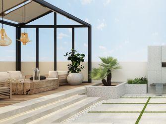 20万以上140平米别墅美式风格阳台图片大全