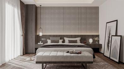 豪华型140平米三现代简约风格卧室图