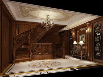 20万以上140平米别墅欧式风格楼梯间欣赏图