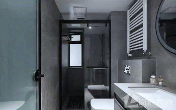 15-20万100平米三室两厅现代简约风格卫生间图片