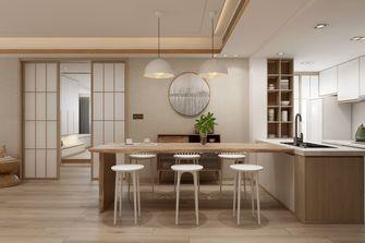 20万以上100平米三室两厅日式风格厨房装修效果图