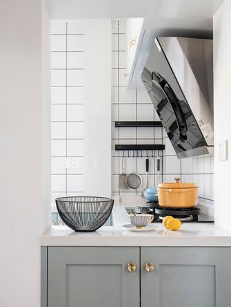 5-10万60平米三欧式风格厨房设计图