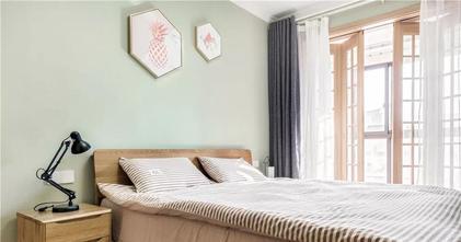 经济型120平米三室两厅日式风格青少年房效果图