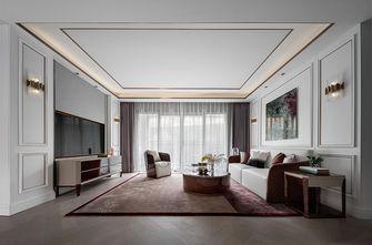 三室两厅法式风格客厅装修效果图