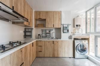 3万以下90平米三现代简约风格厨房效果图