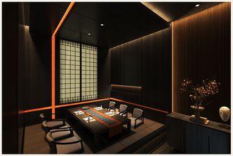 豪华型140平米日式风格餐厅装修图片大全