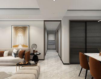 140平米三现代简约风格走廊装修图片大全