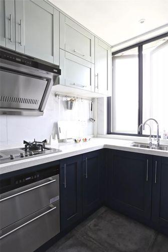 北欧风格厨房装修图片大全
