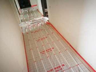中式风格走廊装修效果图