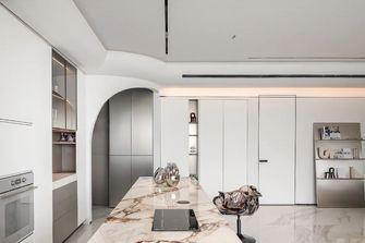 10-15万140平米四室两厅现代简约风格厨房装修案例