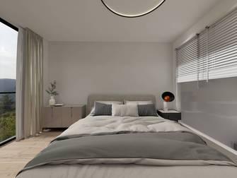 富裕型40平米小户型现代简约风格卧室装修图片大全