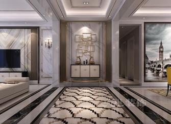 20万以上140平米新古典风格玄关图片大全