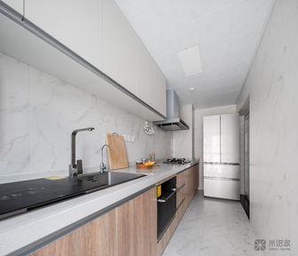 10-15万120平米三室两厅日式风格厨房设计图