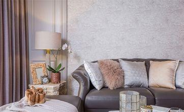 富裕型130平米三法式风格客厅装修案例
