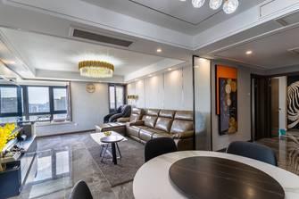 20万以上130平米三轻奢风格客厅效果图